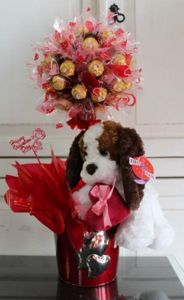Sweet Puppy.  $65.00