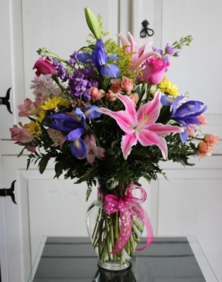 Make me Smile Bouquet .GP--166   $85.00