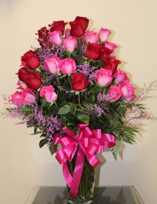 50 Ecuadorian Roses $275.00 .GP-202 (It can be any colors)