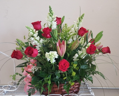 Basket of Memories.GP-970.  $115.00