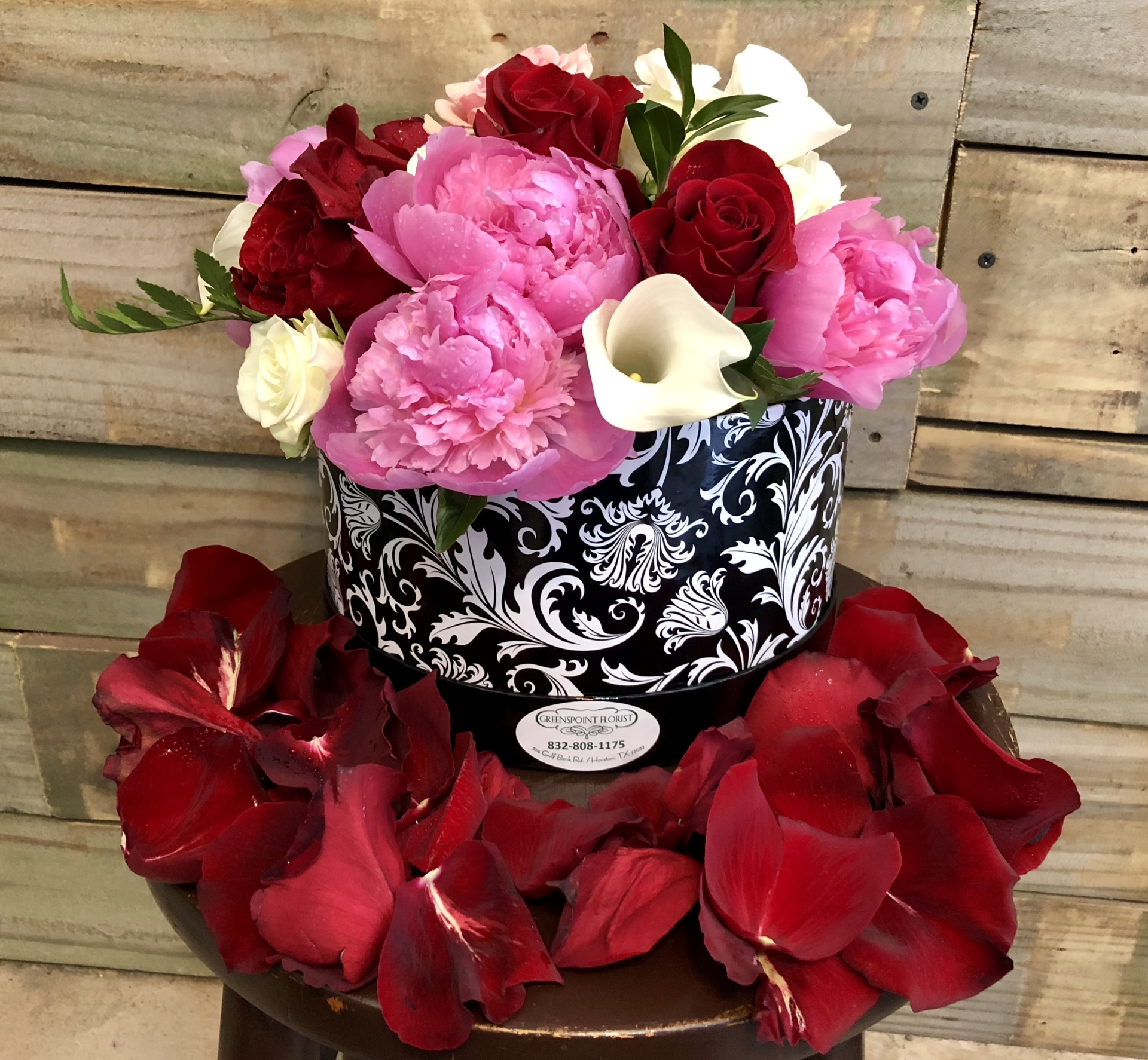 GP--178. Peonies Mix $139.99