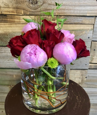 GP-115. Lovely Peonies. $129.99