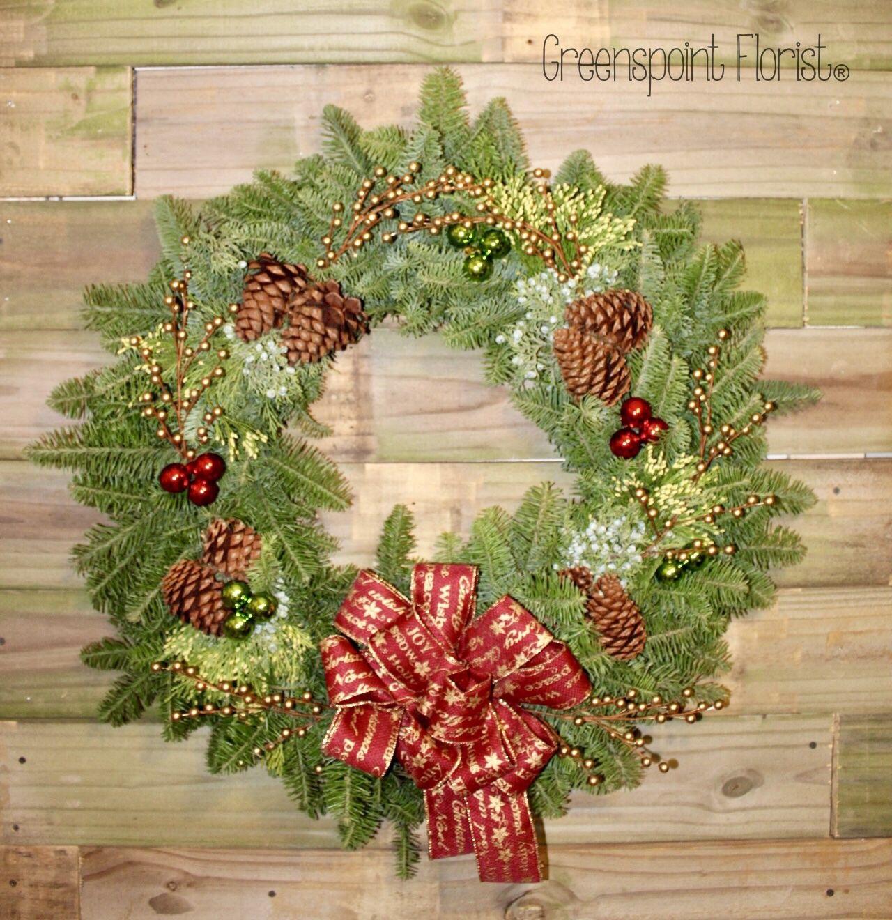 Xmas Wreath. $74.99