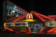 UFO McDonalds