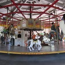 Carousel at Spring River Zoo