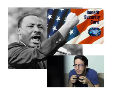 Modern State Slavery & MLK Day
