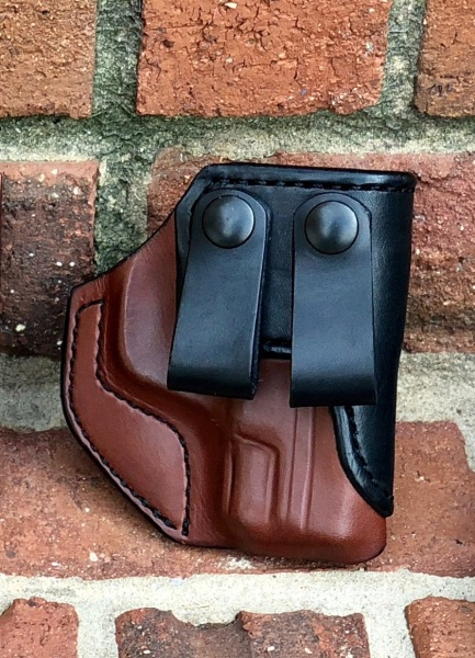 Inside the Pant Holster - Finished