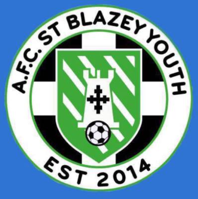 Proud Sponsors of AFC St Blazey Youth