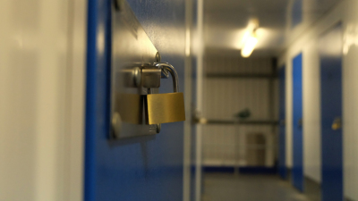 free padlocks for hire at bojea self storage