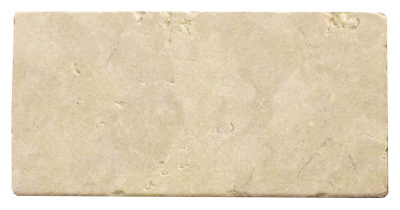 "Jerusalem Gold Limestone 4"" x 8"" Tile Tumbled"