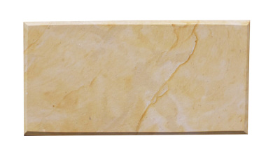 "Renaissance Bronze Limestone 3"" x 6"" Tile Honed with a Pillowed & Rolled Edge Finish (Inquire on availability)"