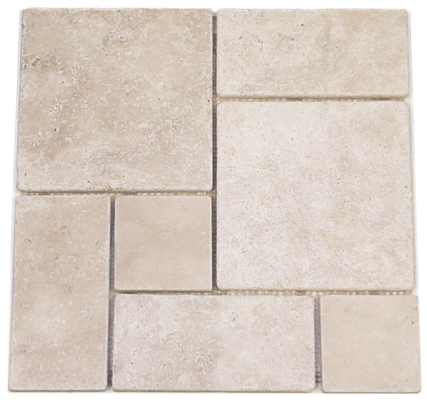 Durango Travertine Pattern D