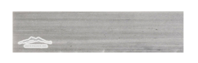 "Greige Elegant Marble 3"" x 12"" Tile:  Polished & Honed"