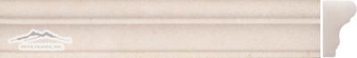 "Crema Lyon Limestone France Ogee: 1-3/4"" x 12"" Molding Honed"