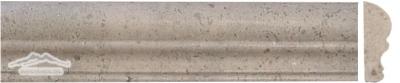 Gascogne Blue Limestone Cornice Ogee 2-1/2'' x 12'' Molding Honed