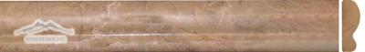 "Sahara Gold Dune Ogee 2"" x 12"" Polished Molding"