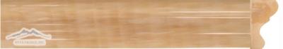 "Golden Honey Special France Ogee 1-3/4"" x 12"" Molding Polished"