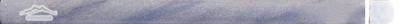 "Blue Macauba Quartzite 3/4"" x 12"" Square Liner Molding"