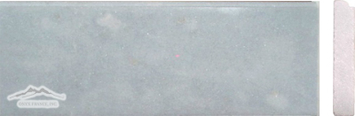 Blue Celeste Quartzite 4-3/4'' x 12'' Base Molding Polished