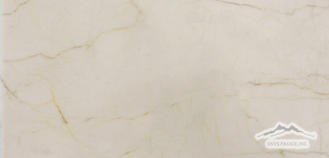 "Cream Elegant Marble 12"" x 24"" Tile: Polished & Honed"