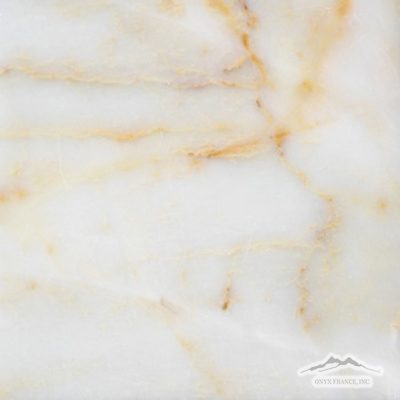 "Afyon Sugar Marble 12"" x 12"" Tile Polished"