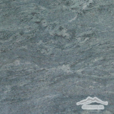 "Blue Ocean Quartzite 12"" x 12"" Polished"