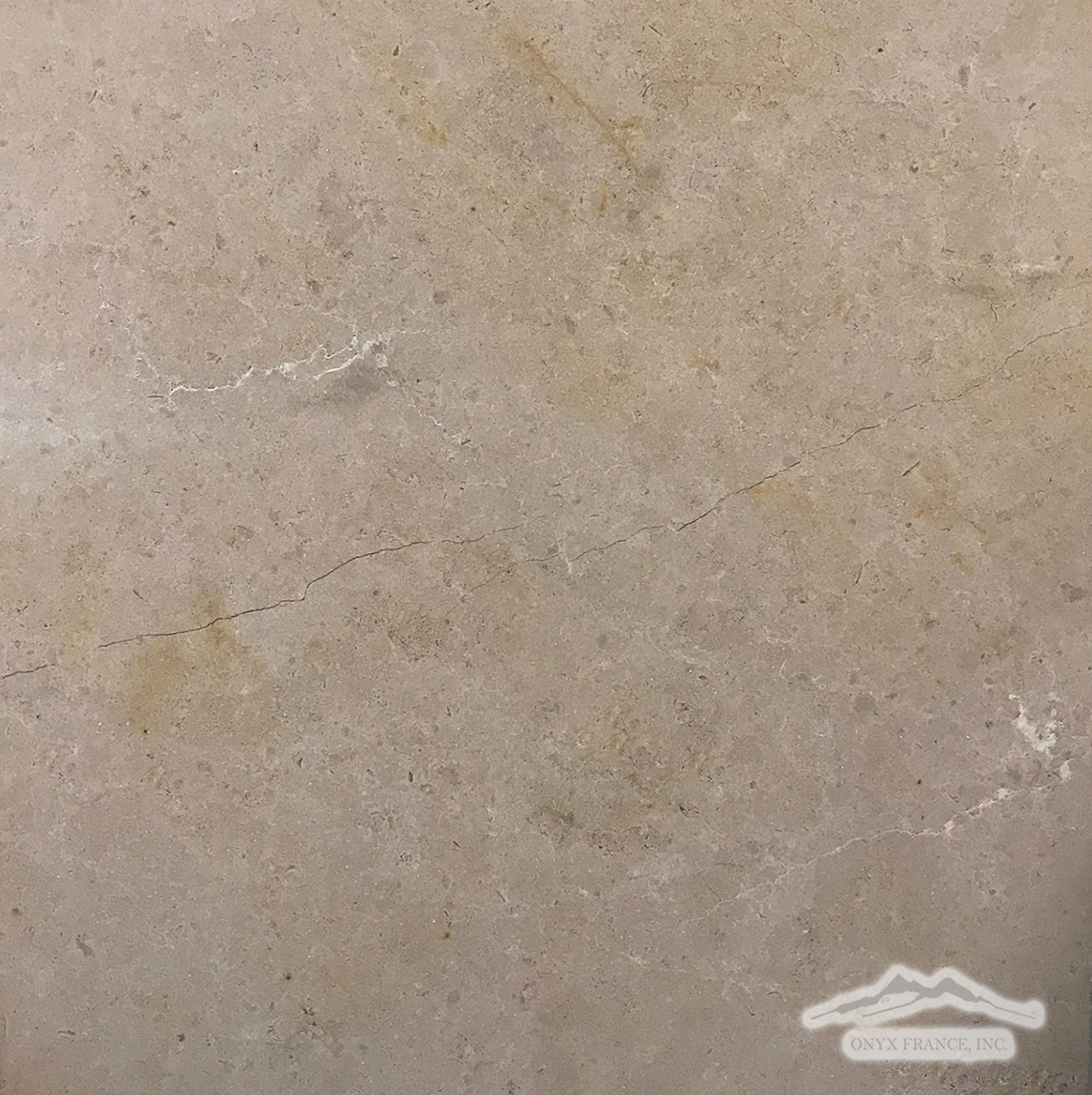 "Hauteville Limestone 12"" x 12"" Tile Honed"