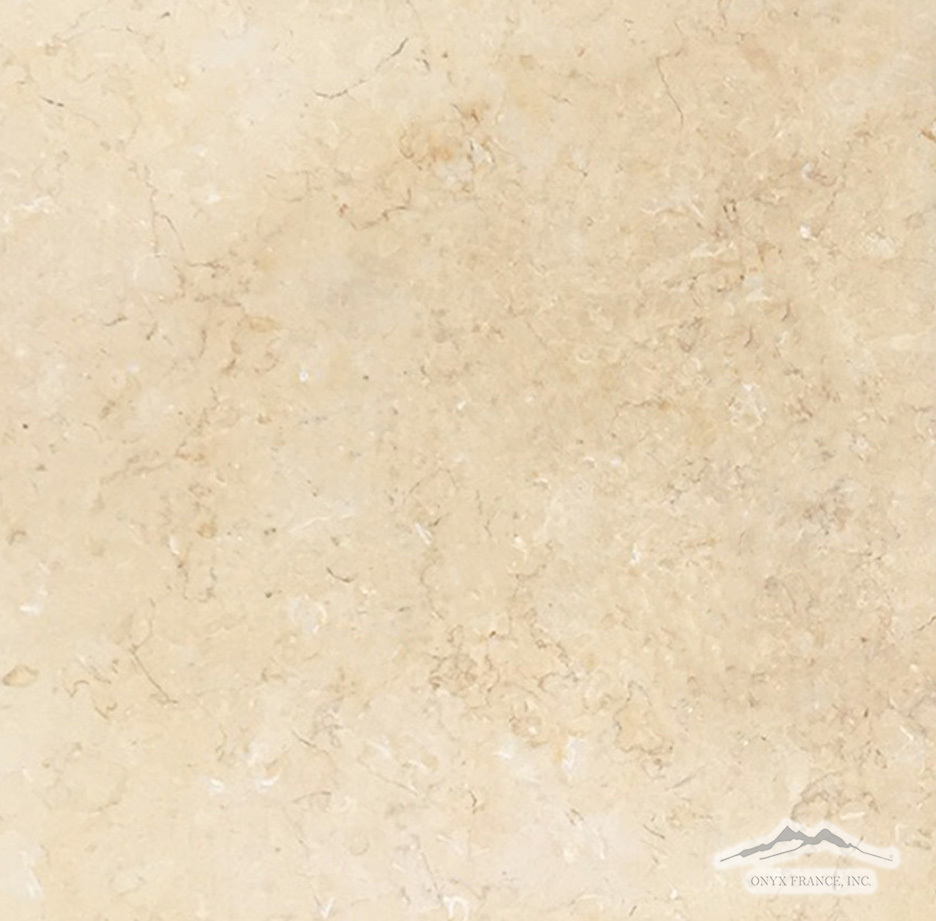 "Jerusalem Gold Limestone 12"" x 12"" Tile Honed"