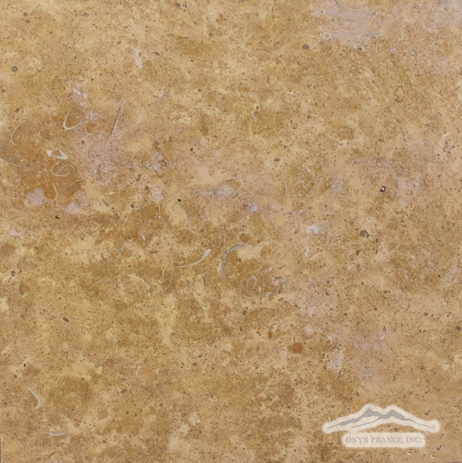 "New Monton Limestone 12"" x 12"" Honed"