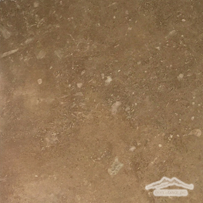 "Noce Travertine 12"" x 12"" Honed"