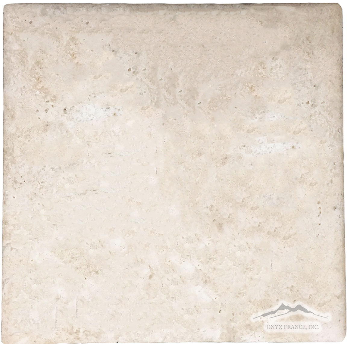 "Durango Travertine Travertine 12"" x 12"" Pillowed"