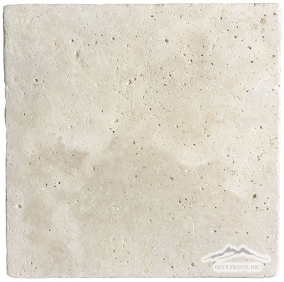 "Durango Travertine 16"" x 16"" Tile Tumbled"