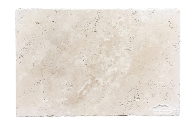 "Durango Travertine 16"" x 24"" Tumbled Tile"