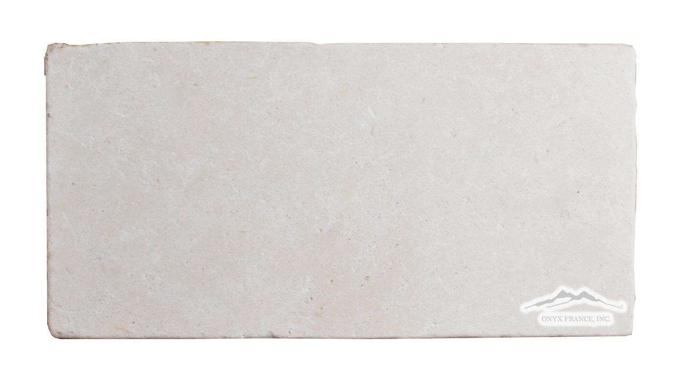 "Crema Lyon Limestone 6"" x 12"" Tumbled"