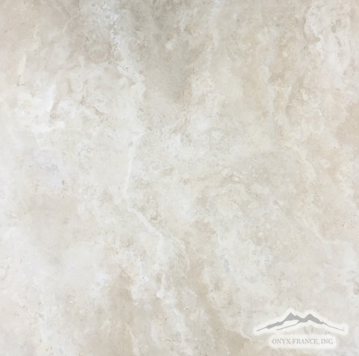 "Durango Travertine 16"" x 16"" Tile Honed"