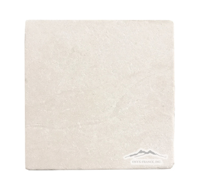 "Crema Lyon Limestone 6"" x 6"" Tumbled"