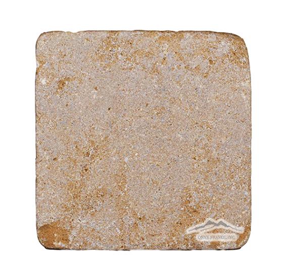 "St Marc Juane (Fontaney Juane) Limestone  8"" x 8"" Tile"