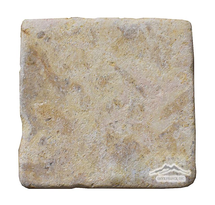 "Dore Royal Limestone 8"" x 8"" Tumbled"