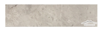 "Ash Grey Limestone 3"" x 12"" Tile Honed"