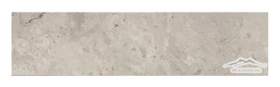"Ash Grey (Tunisian Grey) Limestone 3"" x 12"" Honed"