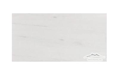 "White Elegant SELECT Marble 3"" x 6"" Tile Polished"