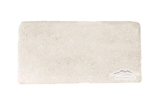 "Crema Lyon Limestone 3"" x 6"" Tumbled"
