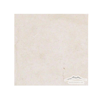 "Crema Lyon Limestone 4"" x 4"" Tile Honed"