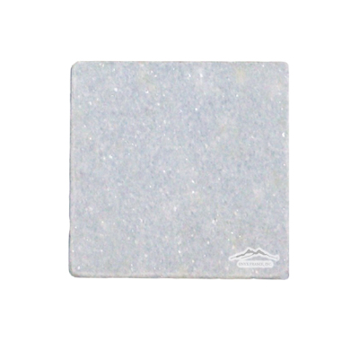 "Blue Celeste Quartzite 4"" x 4"" Tile Tumbled"