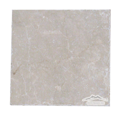 "Botticino Marble 8"" x 8"" Tile Tumbled"