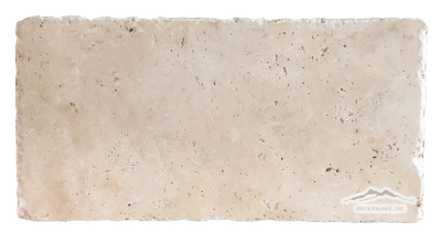 "Durango Travertine 8"" x 16"" Tile Cobbled"