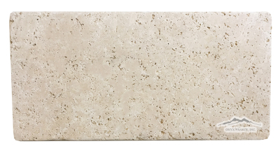 "Durango Travertine 8"" x 16"" Tile Tumbled"
