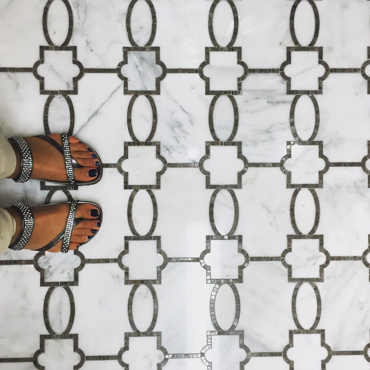 Tabriz Water-Jet Floor