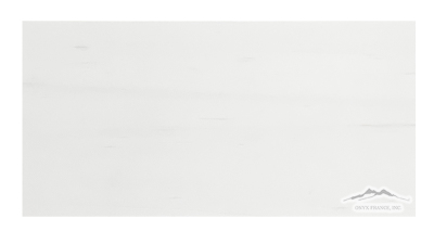 "White Elegant SELECT Marble 6"" x 12"" Polished & Honed"