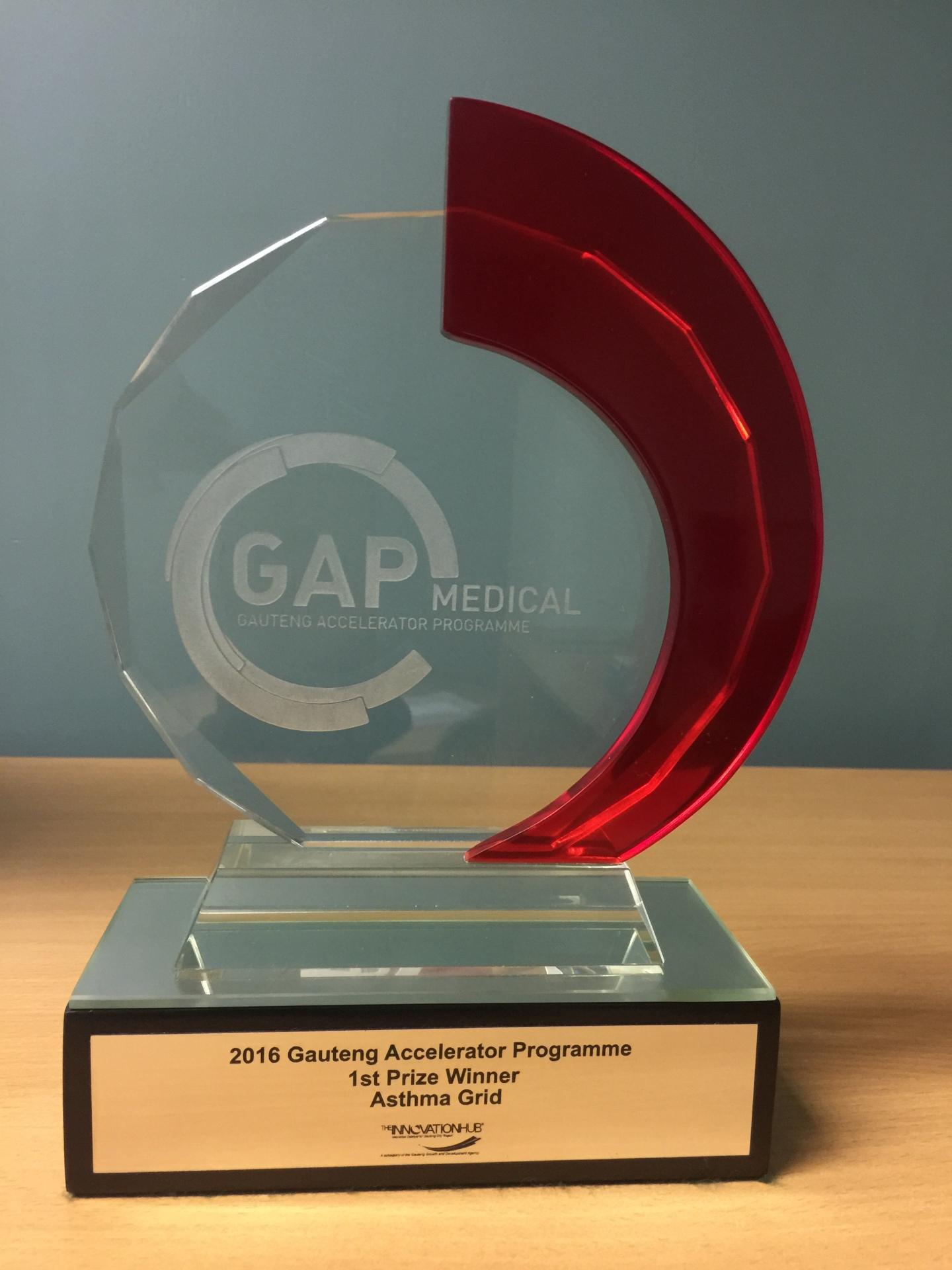 GAP Medical winner